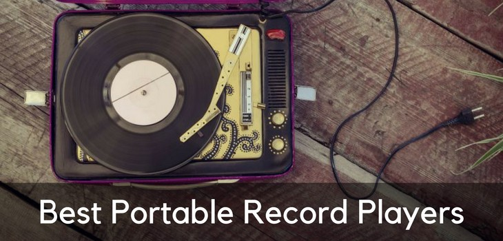 6 Best Portable Record Players for the Turntable Fanatic