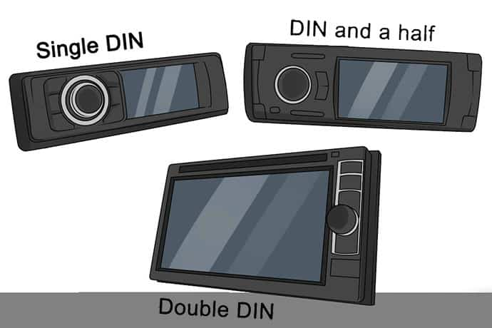Best Head Units for Sound Quality – Single & Double DIN Head