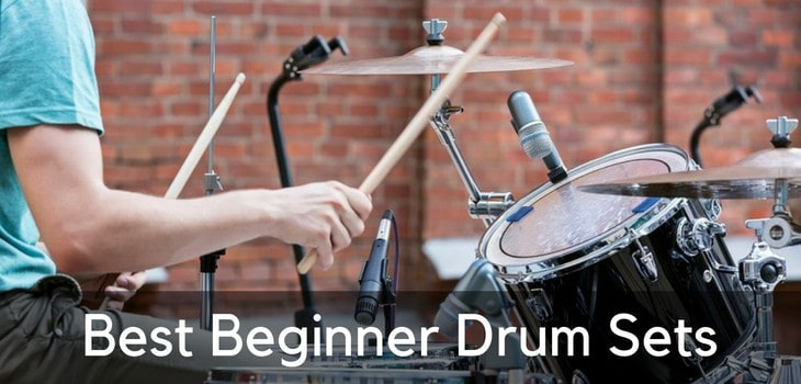 10 Best Beginner Drum Sets Top Picks For All Ages And Genres
