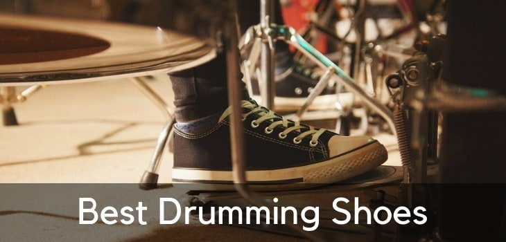 995a03391783 Best Drumming Shoes in 2019 – Do They Make You a Better Drummer