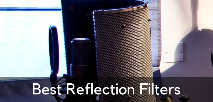 best reflection filters for recording vocals nail that perfect take. Black Bedroom Furniture Sets. Home Design Ideas