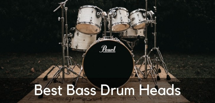 5 Best Bass Drum Heads for Beginners and Pros