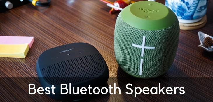 10 Best Bluetooth Speakers Under 100 For Indoor Outdoor Use