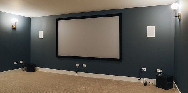Best Wall Paint Colors For Home Theater Rooms How To Pick